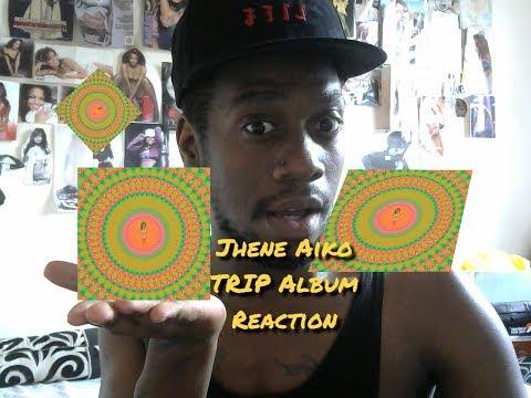 JHENE AIKO TRIP ALBUM REVIEW