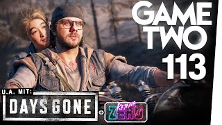 Days Gone, Das Super-Shotgun-Casting, Katana Zero, Ghost of a Tale | Game Two #113