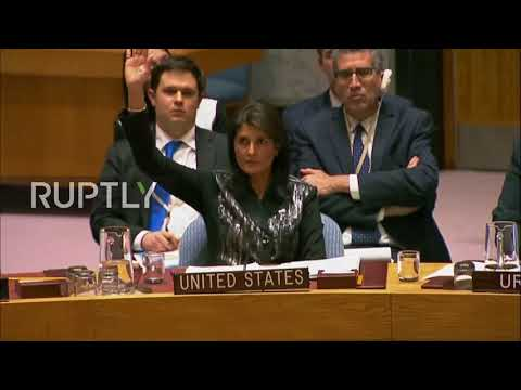 UN: Russia draft of Syria gas probe extension fails at Security Council