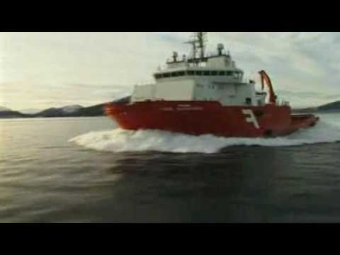 Supply Vessels Rolls Royce