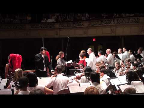 """Pittsburgh Youth Chamber Orchestra & COROLA - """"Brazil"""" - Carnegie Music Hall"""