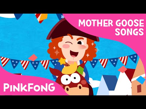 Yankee Doodle | Mother Goose | Nursery Rhymes | PINKFONG Songs for Children