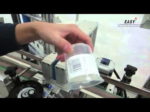 Automatic Labeling Machine For Bottles Install Teaching Video