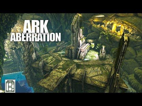 ARK ABERRATION! - A new Ark to explore - Ark Aberration Expansion Pack DLC EP 1