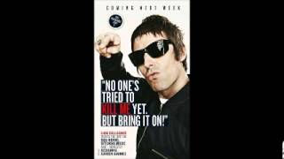 Beady Eye - Flick of The Finger (live) - Later... Jools Holland (2013)