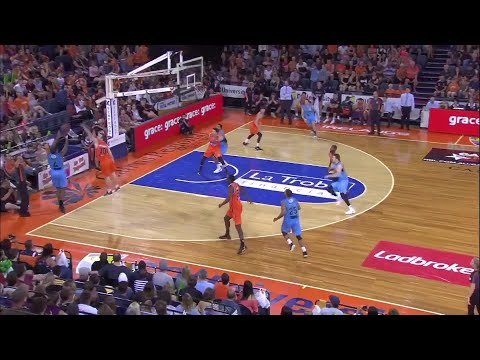Cairns Taipans vs. New Zealand Breakers - Game Highlights