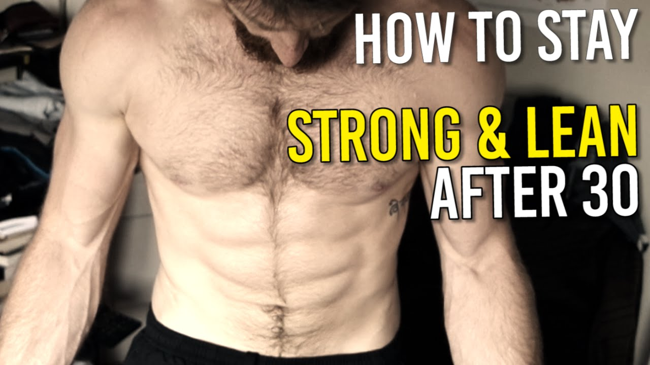 how to add lean muscle