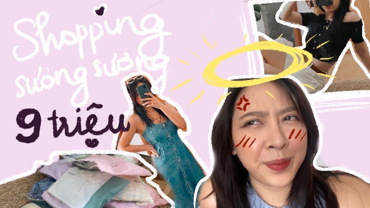 Bỏ gần 10 triệu mua quần áo online và một cái kết bất ngờ - MaiHuong Makeup