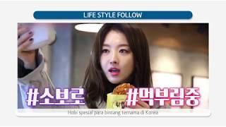 """Download Video Ngintip Hobi Para Artis Korea """"LIFE STYLE FOLLOW""""!! MP3 3GP MP4"""