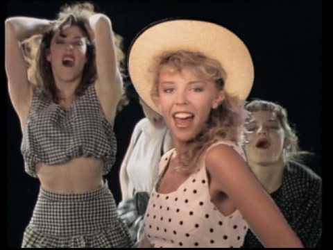 Kylie Minogue  The Locomotion