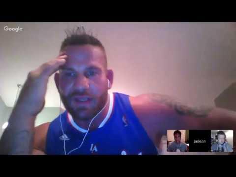 WINC Podcast (8/22): Matt Morgan WWE RAW Review, Finn Balor Vacates, Lesnar - Jericho, Bayley