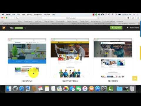 WordPress Workshop: Part 1