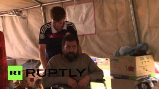 Iraq: Half a million displaced Iraqis receive 2,500 tons of aid in Zakho