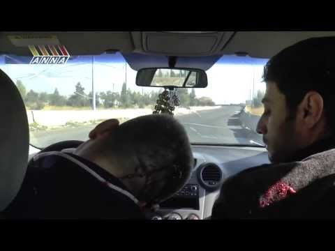 Syria: Journalists of 'ANNA News Agency' targeted by FSA's Terrorist Snipers: driver killed