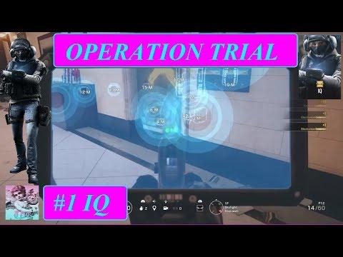 (Operation Trial) IQ -Rainbow Six Siege