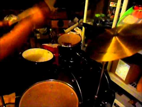 Underoath - Vacant Mouth drum cover