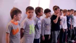 Parkour Perception - детская группа от 7 до 14 лет