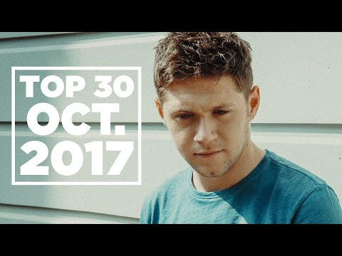 Top 30 Songs Chart | October 28, 2017 | 洋楽 ヒット チャート 最新