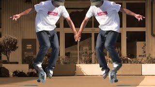 [NEW Trick Challenge]Kick Flip Reverse  (Old)