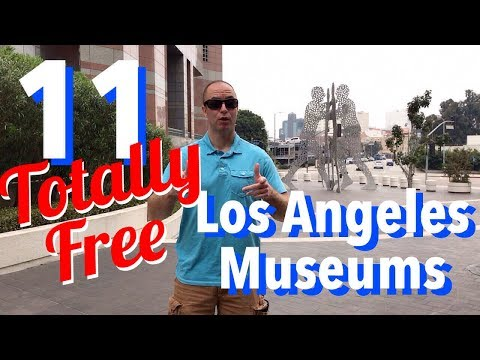 11 Totally Free Los Angeles Museums