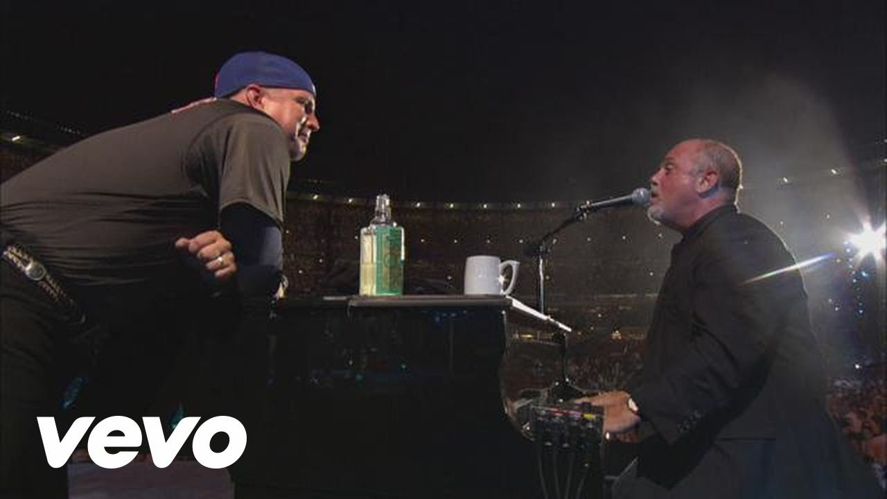 Billy Joel Shameless From Live At Shea Stadium Ft Garth Brooks Youtube
