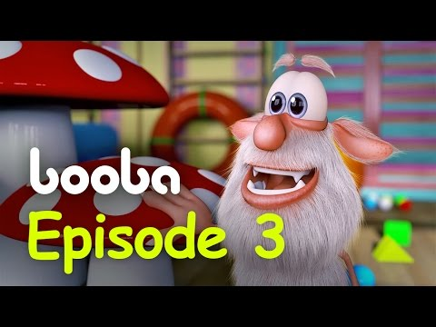 Booba Nursery - Episode 3 - Funny cartoons for kids буба KEDOO Animations 4 Kids