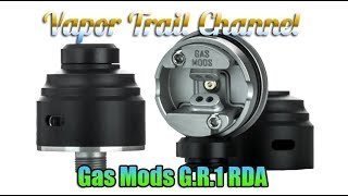 Gas Mods G.R.1 RDA + Pulse 80w Firmware Update Preview