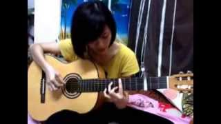 Nháp 1, Cơn gió lạ!! Guitar cover