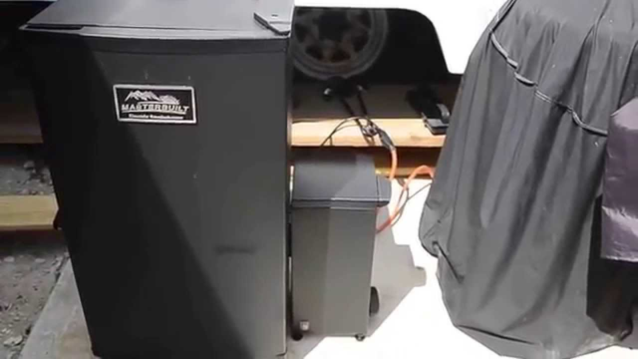 Cold smoking kit review my best smoker youtube for Cold smoking fish