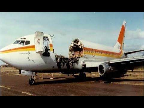 Miracle Landing Of Aloha Airlines Flight 243 Cbs Evening News April 29 1988 Youtube