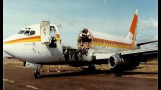 Miracle Landing of Aloha Airlines Flight 243 - CBS Evening News - April 29, 1988
