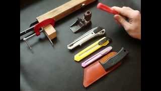 #3.1.Режущий инструмент для работы с кожей. Ножи.(, 2015-09-09T15:29:15.000Z)