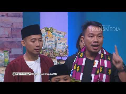NGABUBURIT HAPPY - Billy Gombalin Via, Ini Ekspresi Billy !! Sukaa ? (24/5/18) Part 3