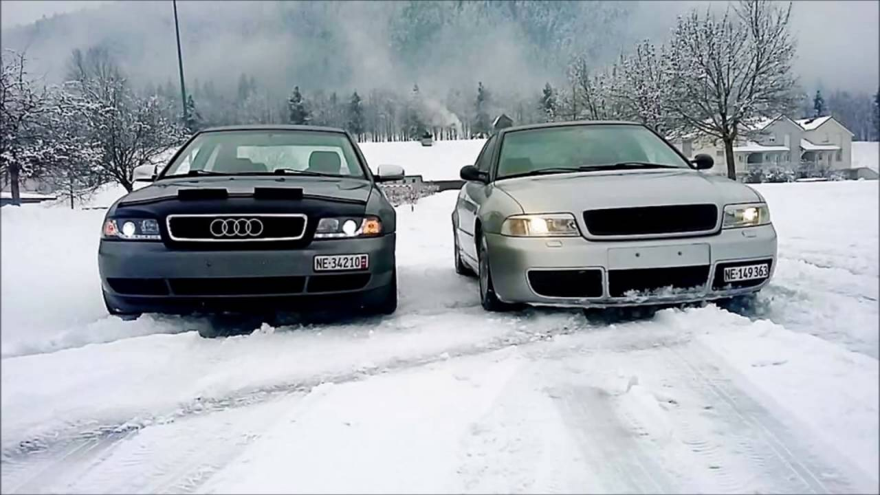 Audi A4 B5 2 8i Quattro Youtube