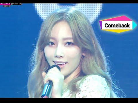 [Comeback Stage] Girls' Generation-TTS - Whisper, 소녀시대-태티서 - 내가 네게, Music Core 20140920