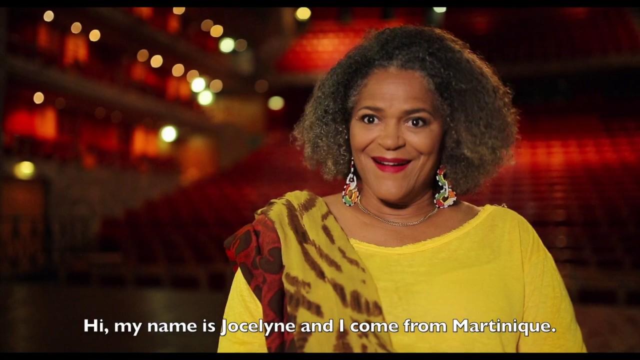 Jocelyne Beroard, at heart (2018) - Trailer