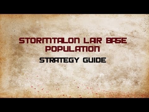 Wildstar - Stormtalon's Lair Strategy Guide: Base Population
