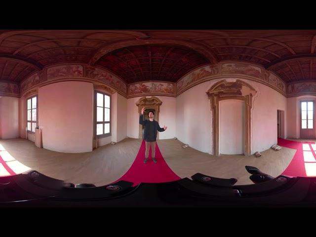 Palazzo Omodei a 360°