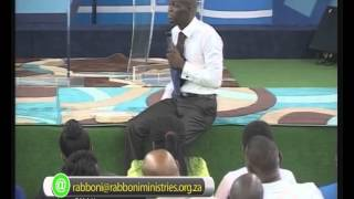 Rabboni Ministries - Lesego Daniel - Power was born part 1