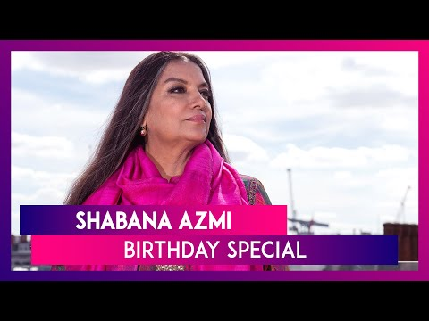 Happy Birthday Shabana Azmi: 7 Times The National Award Winner Won Us Over With Her Acting Skills Mp3