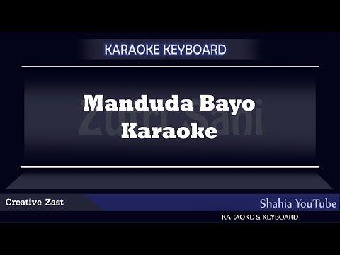 MANDUDA BAYO KARAOKE BATAK