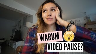 WARUM VIDEO PAUSE?  | 20.11.2018 | ✫ANKAT✫ #AnKat