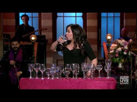 ايمي سمير غنيم - اديني رمضان - SNL بالعربي