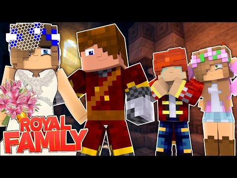LITTLE CARLY IS PREGNANT & MARRYING LEOS BROTHER?! Minecraft Royal Family w/LittleKelly - Видео из Майнкрафт (Minecraft)