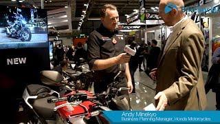2019 Honda motorcycle details | CB650R, CBR650R, CB500X, CBR500R, CB500F | EICMA