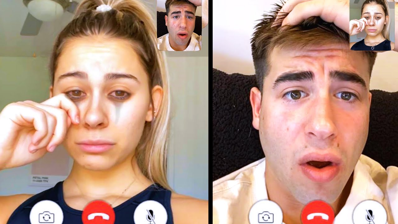 boyfriend Facetime with