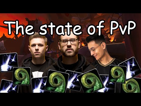 The state of WoW PvP (8.3)