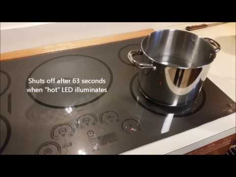 Ge Cafe Induction Cooktop Fail Short Version Now Fixed