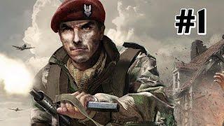 Call of Duty 3 Gameplay Walkthrough Part 1 - Saint-Lô
