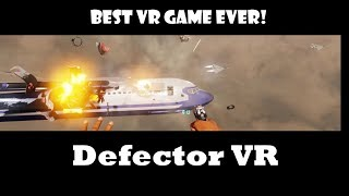 Mission Impossible in VR! Defector VR on the Oculus Rift S! Playthrough PT.1